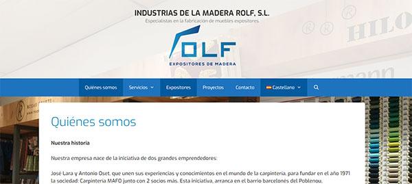 Industrias Rolf